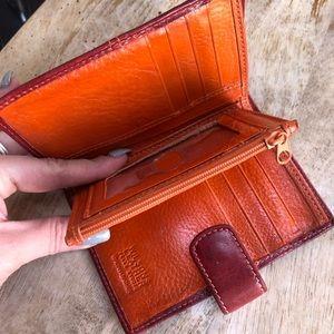 Wilson's Leather Bifold Wallet